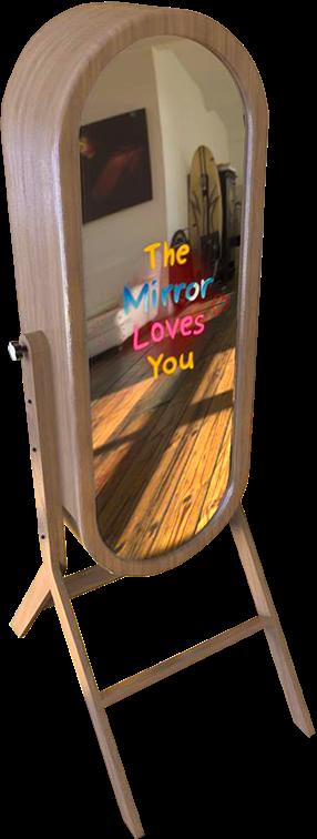 The Ultimate Selfie Mirror photobooth in kent